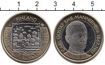 Изображение Монеты Европа Финляндия 5 евро 2017 Биметалл UNC