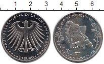 Изображение Монеты Германия 10 евро 2015 Медно-никель UNC D  Сказки  братьев