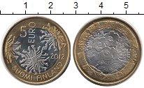 Изображение Монеты Финляндия 5 евро 2012 Биметалл UNC