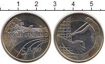 Изображение Монеты Финляндия 5 евро 2016 Биметалл UNC