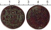 Изображение Монеты Крит 2 1/2 сольди 0 Медь VF
