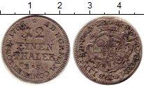 Изображение Монеты Германия Липпе-Детмольд 1/12 талера 1766 Серебро XF-