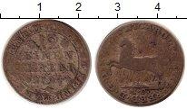 Изображение Монеты Брауншвайг-Вольфенбюттель 1/12 талера 1794 Серебро VF