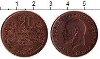 Изображение Монеты Германия : Нотгельды 20 пунктов 0 Бронза XF Дрезден