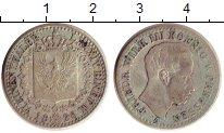 Изображение Монеты Пруссия 1/6 талера 1826 Серебро VF Фридрих Вильгельм II