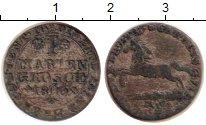 Изображение Монеты Германия Брауншвайг-Вольфенбюттель 1 грош 1806 Серебро VF