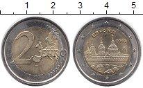 Изображение Монеты Европа Испания 2 евро 2013 Биметалл UNC-