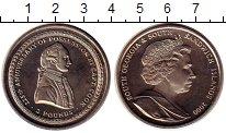 Изображение Монеты Сендвичевы острова 2 фунта 2000 Медно-никель UNC-
