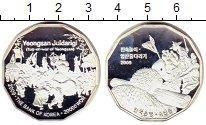 Изображение Монеты Южная Корея 20000 вон 2009 Серебро Proof