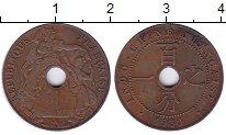 Изображение Монеты Индокитай 1 цент 1930 Бронза XF