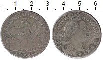 Изображение Монеты Германия Пруссия 1/2 талера 1764 Серебро XF-