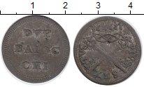 Изображение Монеты Ватикан 2 байоччи 1777 Серебро VF