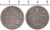 Изображение Монеты Ватикан 2 джулио 1788 Серебро XF-