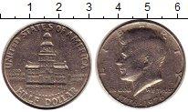 Изображение Монеты США 1/2 доллара 1976 Медно-никель XF