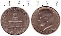 Изображение Монеты Северная Америка США 1/2 доллара 1976 Медно-никель XF