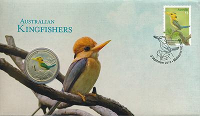 Изображение Монеты Австралия и Океания Тувалу 1 доллар 2013  UNC