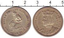 Изображение Монеты США 1/4 доллара 1893 Серебро UNC-