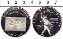 Изображение Монеты Северная Америка США 1 доллар 2006 Серебро Proof