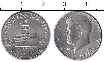 Изображение Монеты Северная Америка США 1/2 доллара 1976 Медно-никель UNC-