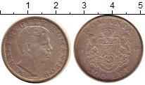 Изображение Монеты Европа Румыния 200 лей 1942 Серебро XF-