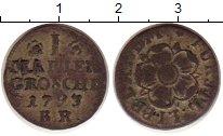 Изображение Монеты Липпе-Детмольд 1 грош 1793 Серебро XF-