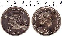 Изображение Монеты Великобритания Остров Мэн 1 крона 2013 Медно-никель UNC-