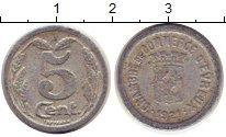 Изображение Монеты Европа Франция 5 сантим 1921 Алюминий XF