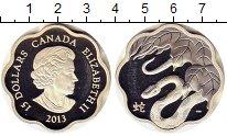 Изображение Монеты Канада 15 долларов 2013 Серебро Proof-