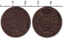 Изображение Монеты Италия Парма 20 сольдо 1794 Серебро XF-