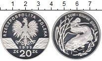 Изображение Монеты Польша 20 злотых 1995 Серебро Proof