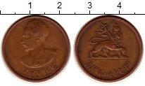 Изображение Монеты Африка Эфиопия 5 центов 1944 Бронза XF