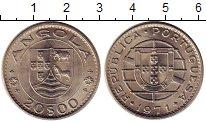 Изображение Монеты Ангола 20 эскудо 1971 Медно-никель UNC-
