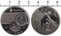 Изображение Мелочь Украина 2 гривны 2017 Медно-никель Prooflike Паралимпийские игры