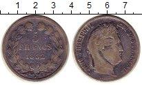 Изображение Монеты Европа Франция 5 франков 1832 Серебро VF