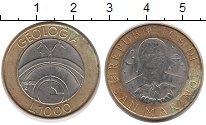 Изображение Монеты Сан-Марино 1000 лир 1998 Биметалл UNC-