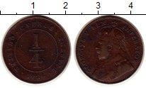 Изображение Монеты Кипр 1/4 пиастра 1926 Медь VF