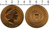 Изображение Монеты Австралия 5 долларов 2006 Латунь UNC-