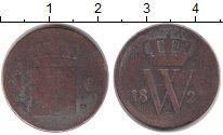 Изображение Монеты Нидерланды 1 цент 0 Медь VF