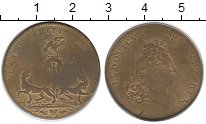 Изображение Монеты Франция жетон 0 Бронза VF