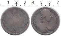 Изображение Монеты Ватикан 1/2 скудо 1777 Серебро VF