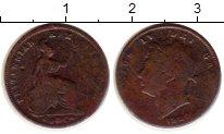 Изображение Монеты Европа Великобритания 1/3 фартинга 1827 Медь VF