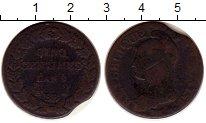 Изображение Монеты Франция 5 сантим 1779 Медь VF