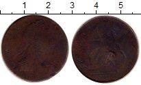 Изображение Монеты Европа Великобритания 1/2 пенни 0 Медь VF