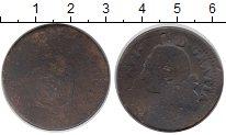 Изображение Монеты Европа Франция 1 соль 0 Медь VF