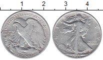 Изображение Монеты Северная Америка США 1/2 доллара 1936 Серебро VF