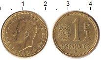 Изображение Дешевые монеты Европа Испания 1 песета 1980