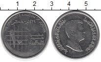Изображение Дешевые монеты Иордания 10 пиастр 2008 Не указан XF-