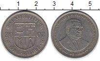 Изображение Дешевые монеты Маврикий 1 рупия 2002  XF-