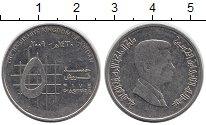 Изображение Дешевые монеты Азия Иордания 5 пиастров 2009 Не указан VF