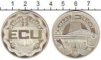 Изображение Монеты Нидерланды 25 экю 1993 Серебро Proof- Маастрихт